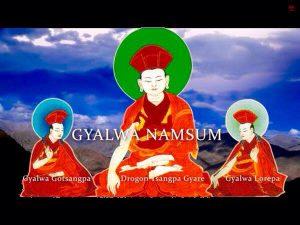 Gyalwa namsum