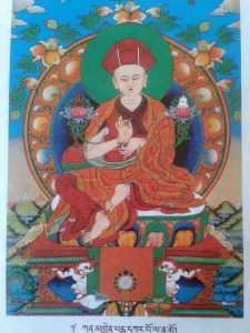Künkhyen Pema Karpo IV Gyalwang Drukpa