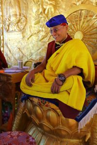 XII Gyalwang Drukpa