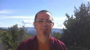 Cursos i retirs 02 lama Jigme Yeshe