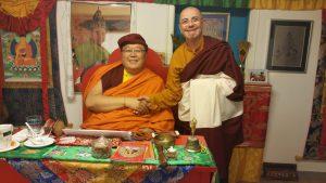 Lama Jigme Yeshe Dorje