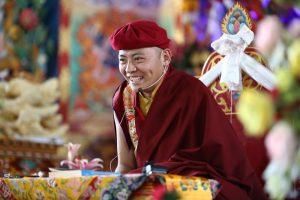 SE Kyabje Thuksey Rinpoche