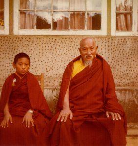 SS el Gyalwang Drukpa