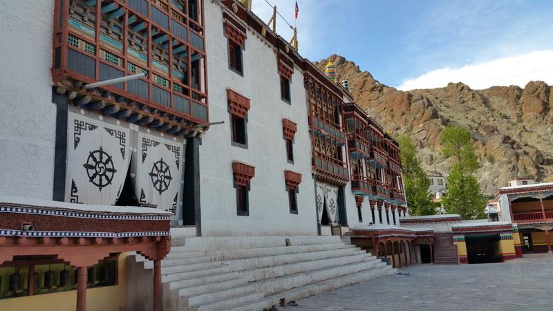 Monestir de Hemis, Ladakh