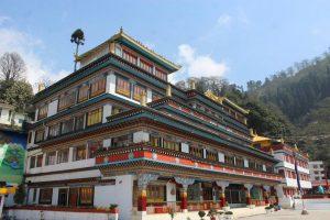 Monestir Druk Thupten Sangag Choeling, Darjeeling - India