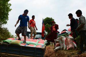 Live to Love Ajuda humanitaria